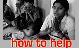 Education and teaching for street children, Jaipur, India